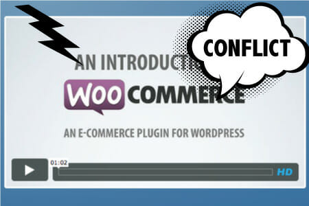 WooCommerce plugin conflicts